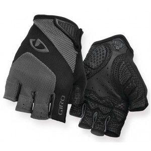 Giro Monaco Cycling Gloves Charcoal/Black