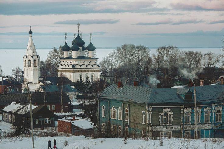 Белозерск- аромат спокойствия и неспешности.: russkij_sever