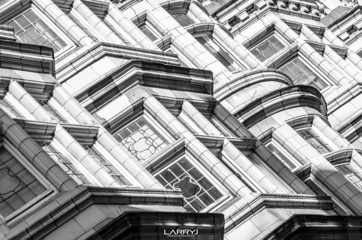 Building near Holborn by Larry Jordan on 500px