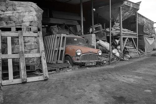 rusty mini