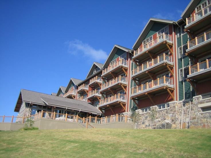 The lodge at mt magazine arkansas by myra luker my for Cabins near mount magazine