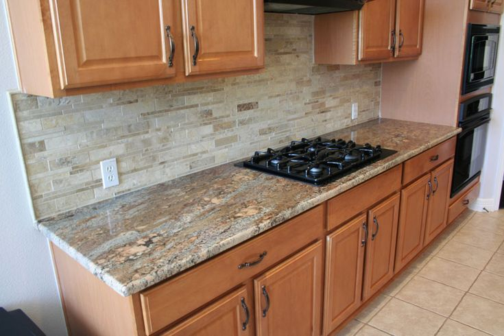 Granite Countertops And Backsplash Ideas Collection Cool Design Inspiration
