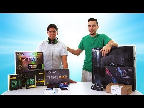Helping A Fan Build A Gaming PC   PART 1 TechSource