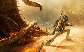 WALLPAPERS HD: Boba Fett Return of the Jedi Artwork