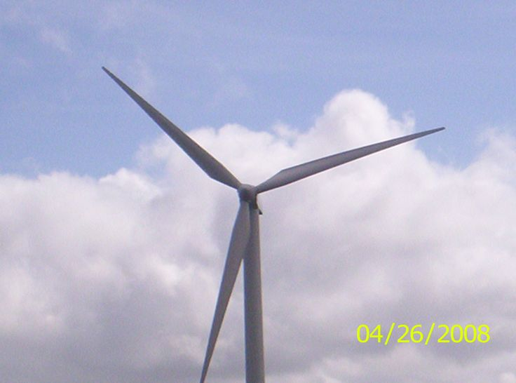 Wind turbine, Co. Donegal