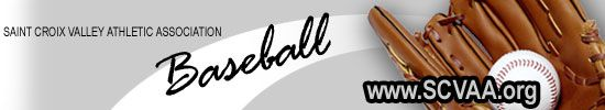 St. Croix Valley Athletic Association - Baseball Home