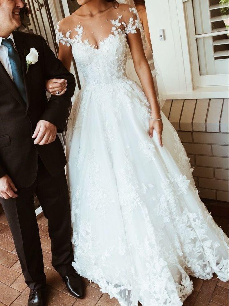 1478 best Wedding images on Pinterest Short wedding gowns Wedding