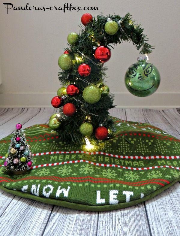 40 Stunning Small Christmas Tree Decoration Ideas Christmas Celebrations