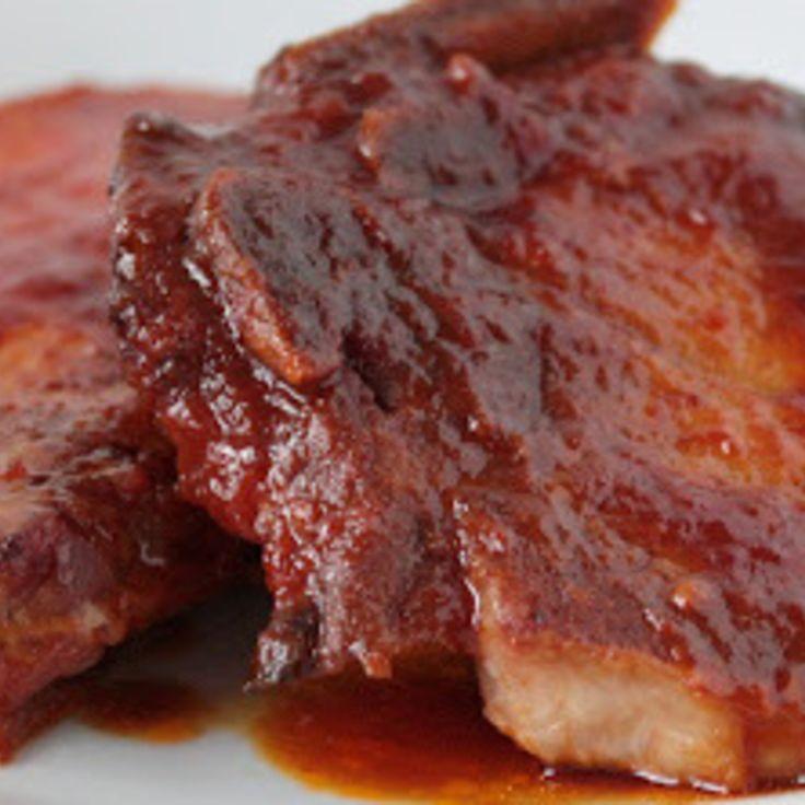 Slow Cooker Pork Chops Recipe 5   Just A Pinch Recipes