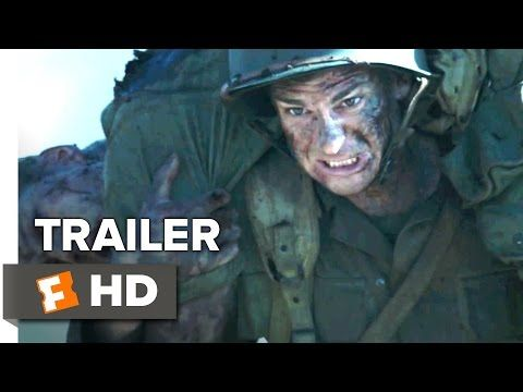 Hacksaw Ridge Official Trailer 1 (2016) - Andrew Garfield Movie - YouTube https://youtu.be/sslCRVx7nPQ