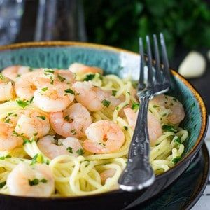 Seafood lovers will rave about this simple, classic Italian recipe for Shrimp Scampi. It's a quick and easy, packed full of flavor pasta dish that's sure to make it onto your family favorites recipe list.