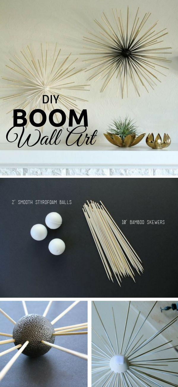 Best 25+ Creative wall decor ideas on Pinterest | Dyi room decor ...