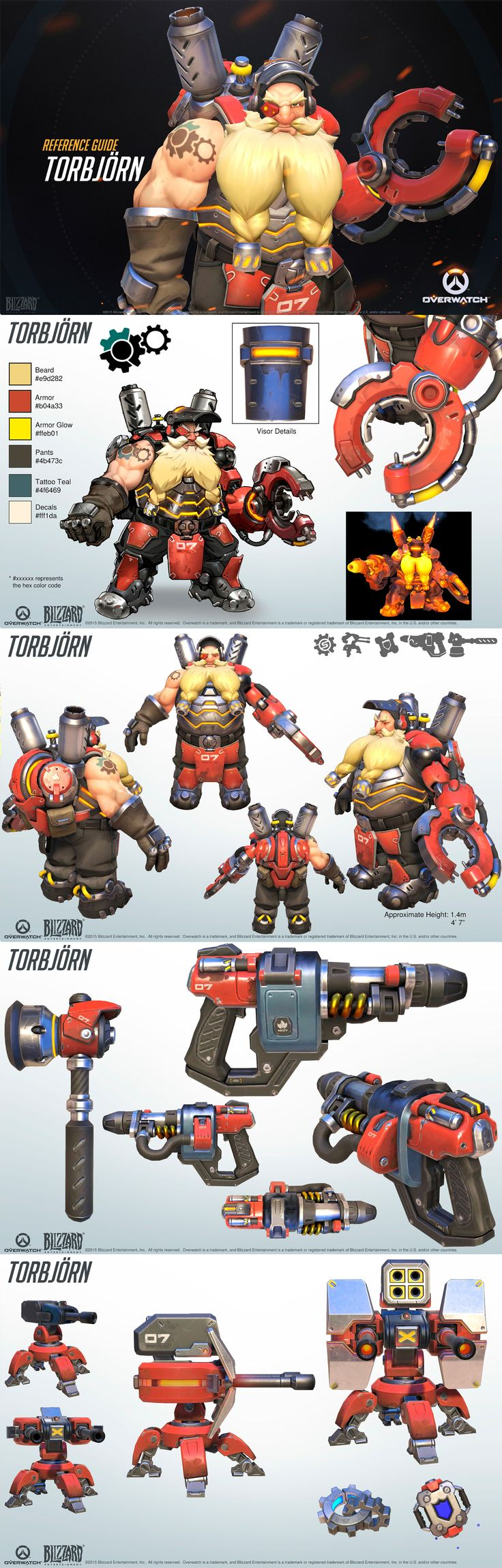 Character Design Handbook : Best images about overwatch blizzard on pinterest