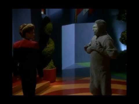 The Best Captain Janeway Moment - Star Trek Voyager