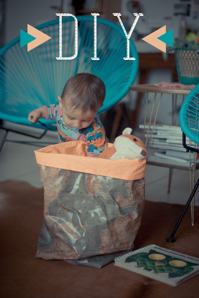 Dans le cadre de ma collaboration avec la boutique de tissu Linna Morata je souhaitais vous proposer un chouette DIY...