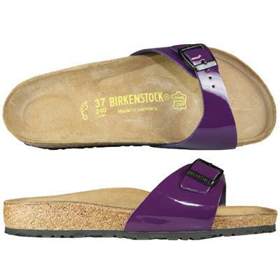 Birkenstocks... Brand new on the blog.