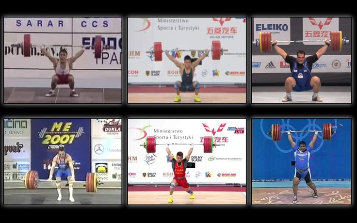 All World Weightlifting Record Official
