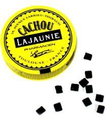 Bonbons Cachou Lajaunie ( Chez mamie)