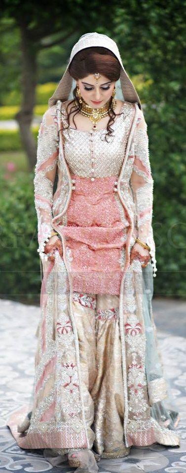 Pakistani bridal dress..oh my!!