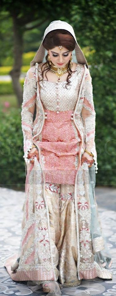 Pakistani bridal dress..oh my!!