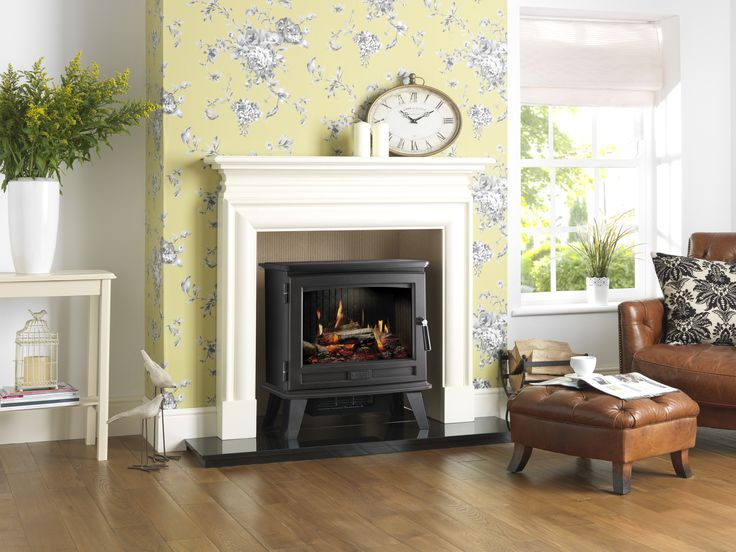 Good The newest in our Opti V electricfire collection the Sunningdale