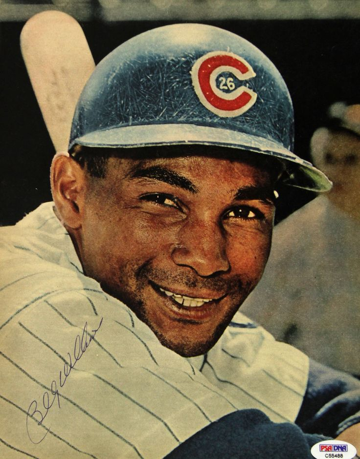 1961 Billy Williams - Chicago Cubs-NL Rookie of the Year.  Williams hit 25 home runs, drove in 86 runs with a .278 batting average.