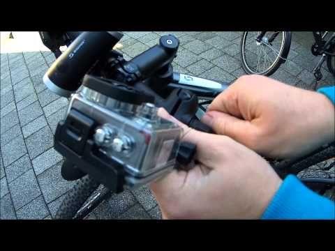 Du suchst nach einer sehr stabilen Befestigung für Deine ACTIONPRO X7 oder GoPro HERO ActionCam an Deinen Fahrrad- oder Motorrad-Lenker ? Schau Dir diese Halterung vom RAM MOUNTS an. http://actioncam-freestyle.de/actioncam-zubehor/actionpro-x7-zubehor/