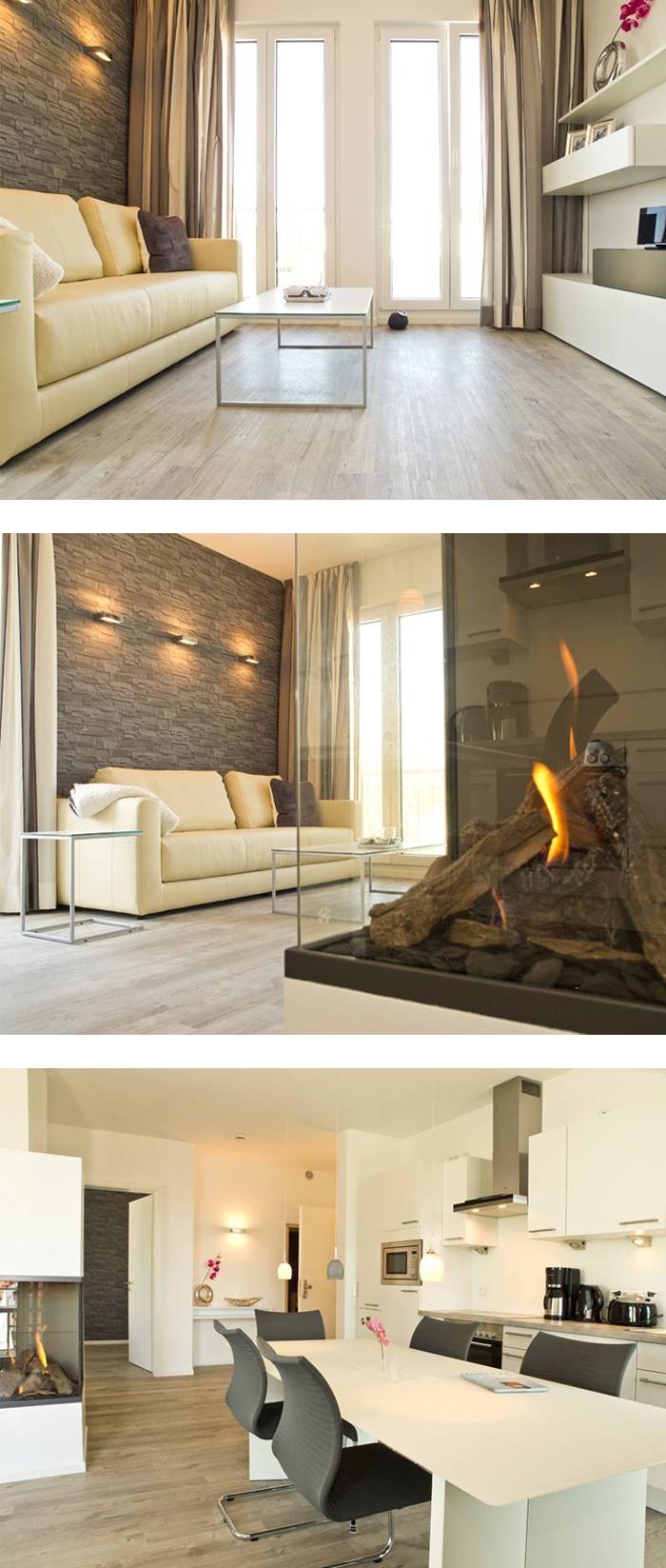 Unsere neueste Designer-Ferienwohnung steht im Dünenpalais Ahlbeck für euch bereit! Das großzügige Appartement für 2 Personen und ein Kleinkind hat viele tolle Extras - Sauna, Gaskamin und 2 Balkone. Mehr unter: http://usedomtravel.de/wohnung/duenenpalais19