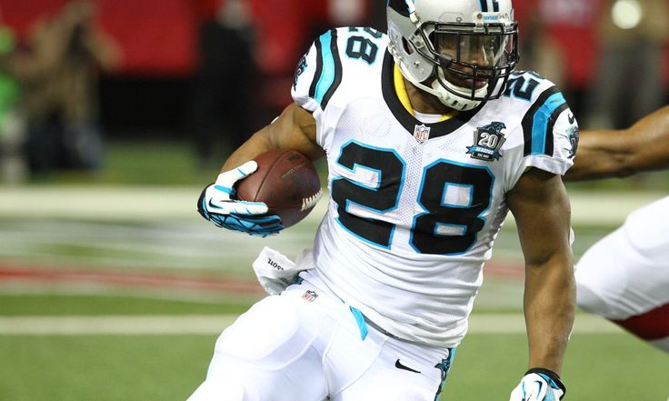 Jonathan Stewart solid DFS play against depleted Saints - Week 3 shapes up as an important one for patient owners, with several running backs off to slow starts readying for plus matchups.....