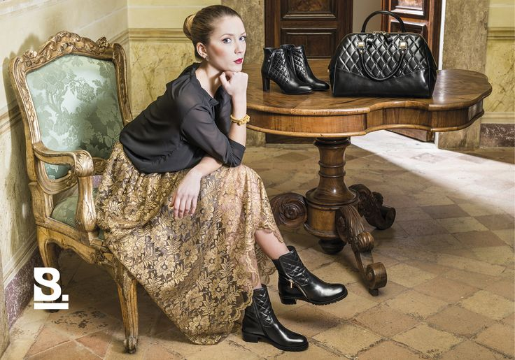 Fashion Shooting @ Villa Colloredo. Concept&Photo by Studio Buschi