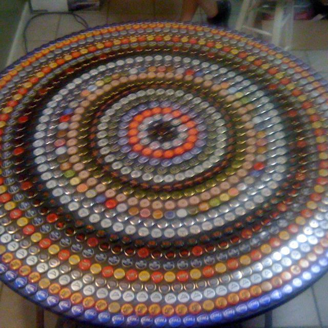 152 best images about bottle cap stuff on pinterest the for Beer bottle cap projects