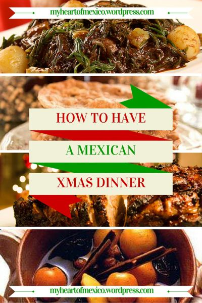 How to have a Festive Mexican Christmas Dinner