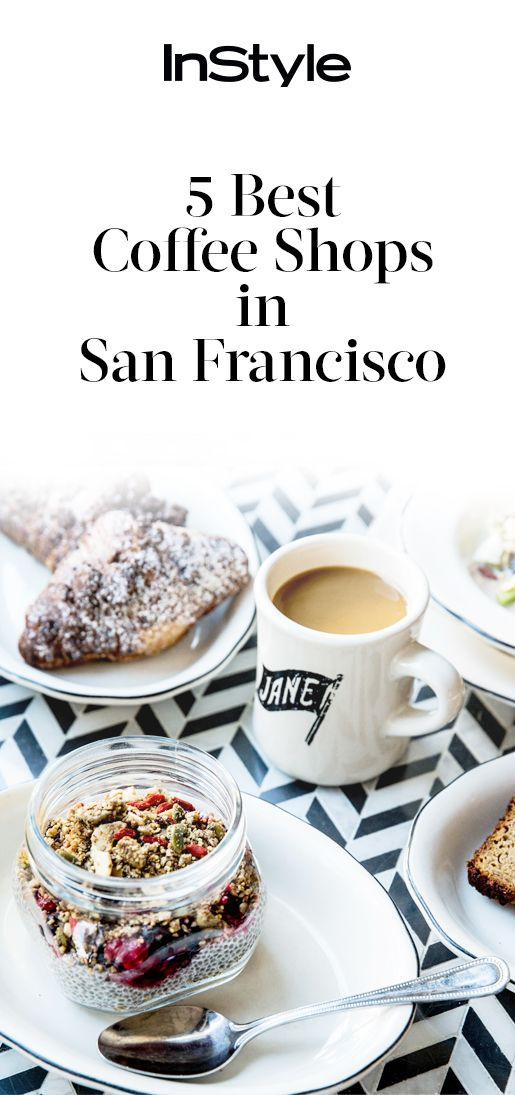 San Francisco is home to many unique trends, and among them is an uprising of coffee shops that offer a truly elevated take on your classic cup of Joe. Take a look at our five favorites.