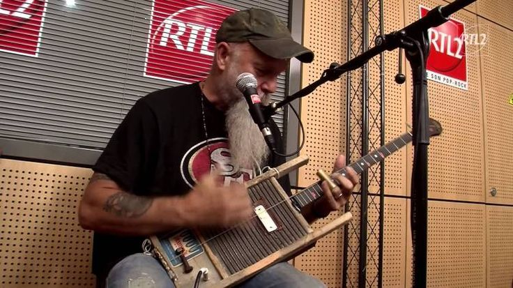 Seasick Steve's Homemade Guitars - VIDEO + Lesson - Cigar Box Nation