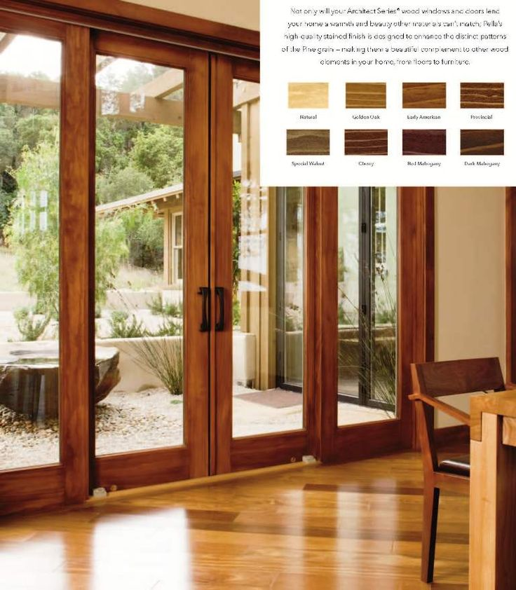 25 best ideas about sliding glass doors on pinterest for Interior porch doors
