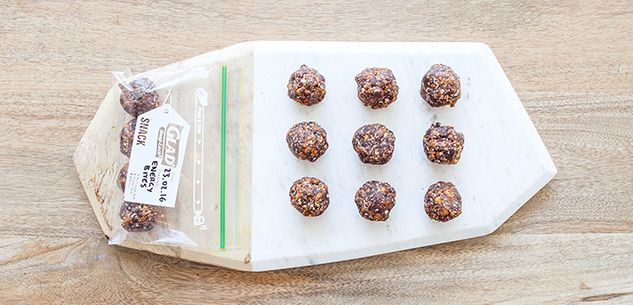 I've just started making some of these amazing recipes I found on the new Better Living website. Like this tasty Energy Bites you've got to try!