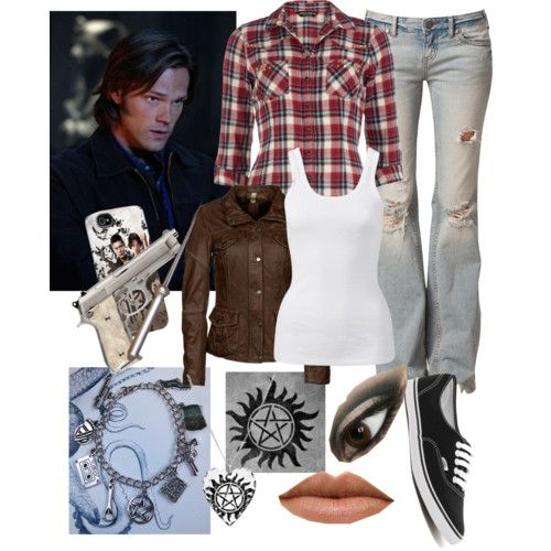 Another supernatural outfit