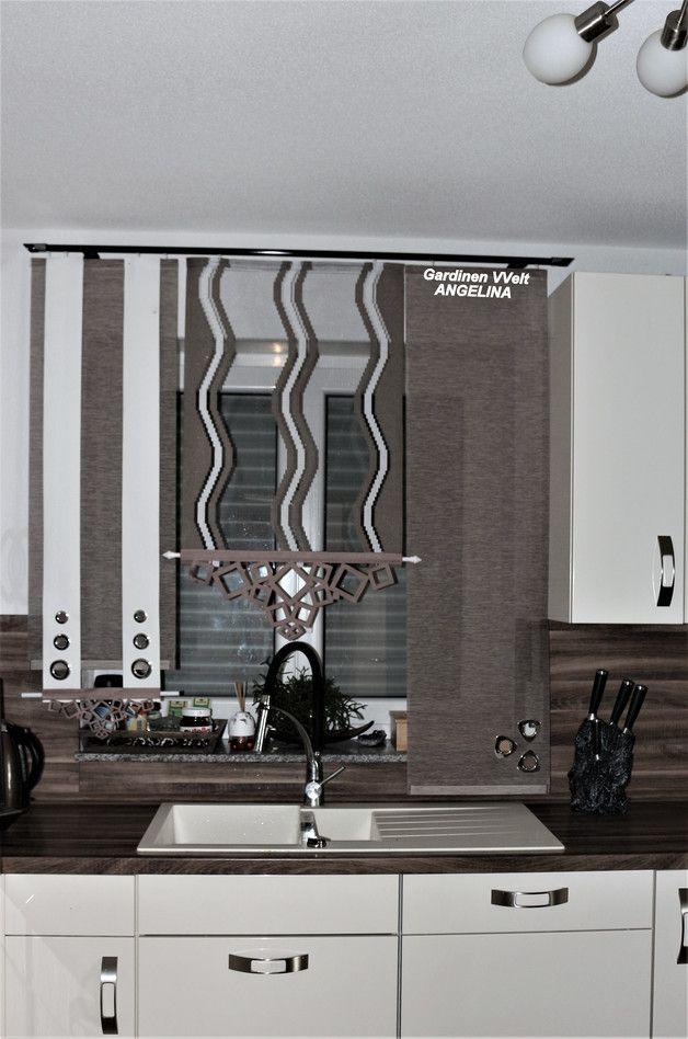 Moderne Schiebegardinen Etsy Gardinen Vorhange Modern Vorhang Gestaltung