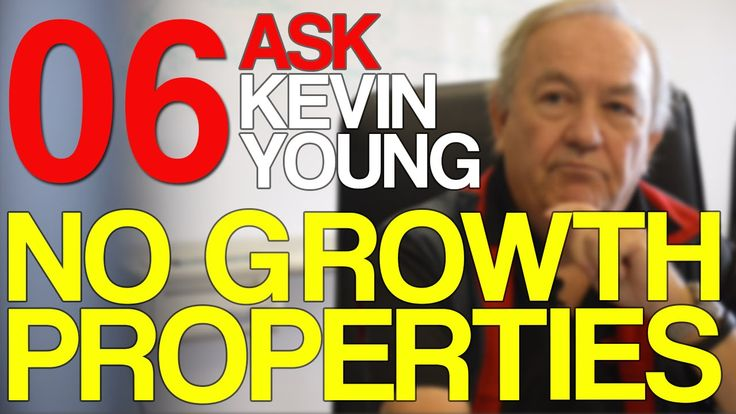 Holding Properties With No Growth - Ask Kevin Young Episode 06