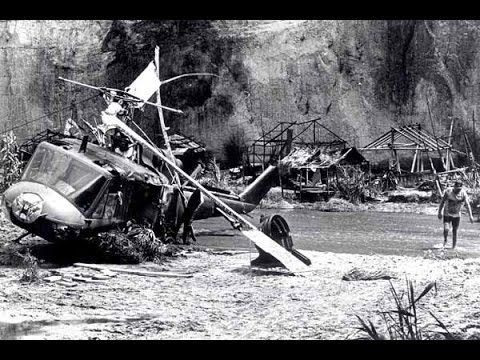 Helicopter crash on the set of the 1982 Twilight Zone movie