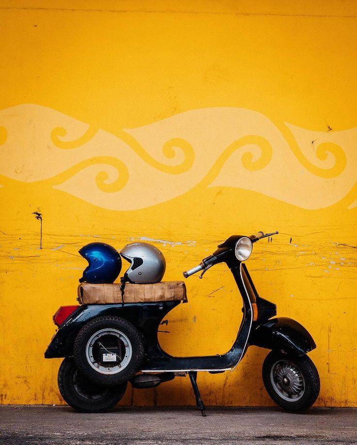Let's ride somewhere      #TakeMeToTahiti #tahiti #frenchpolynesia #lovetahiti #tahitianvibes @airtahitinui @tahititourisme  #moped #rideforlife #bestplacestogo #cityview #travelphotographer  #traveldeeper #letsgosomewhere #welltravelled #travelmemories #ig_today @passionpassport #passionpassport@stayandwander #stayandwander@tinyatlasquarterly #mytinyatlas @folkgood #folkgood@ourplanetdaily #ourplanetdaily  #olympuscamera #olympusomd #olympusinspired #olympusomdem1markii #yellow #yellowwall…