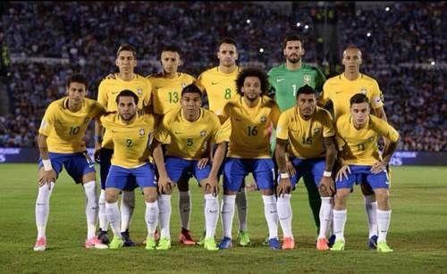 Daftar Nama Pemain Timnas Brasil 2017 Terbaru (Skuad Lengkap)