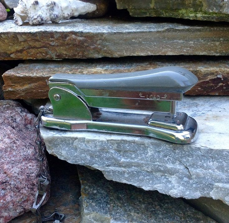 SALE-FREE SHIPPING-Vintage Ace Cadet Liftop Stapler/Fastener-Made in U.S.A.-Industrial-Mancave-Office Accessory-Vintage School Supply by ellansrelics02 on Etsy https://www.etsy.com/listing/473628989/sale-free-shipping-vintage-ace-cadet