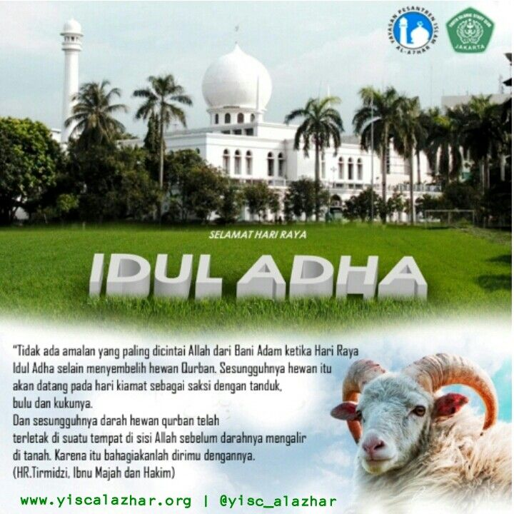 Selamat Hari Raya Idul Adha 1435 H