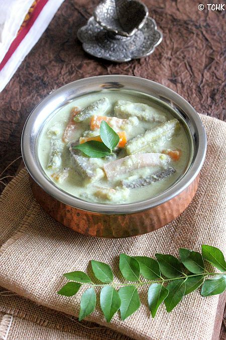 Avial Recipe | Kerala Style Aviyal - ONAM Sadya Recipes