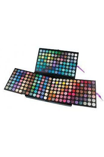 Professional 252 kleuren oogschaduw make-up palet http://www.ovstore.nl/nl/professional-252-kleuren-oogschaduw-make-up-palet.html