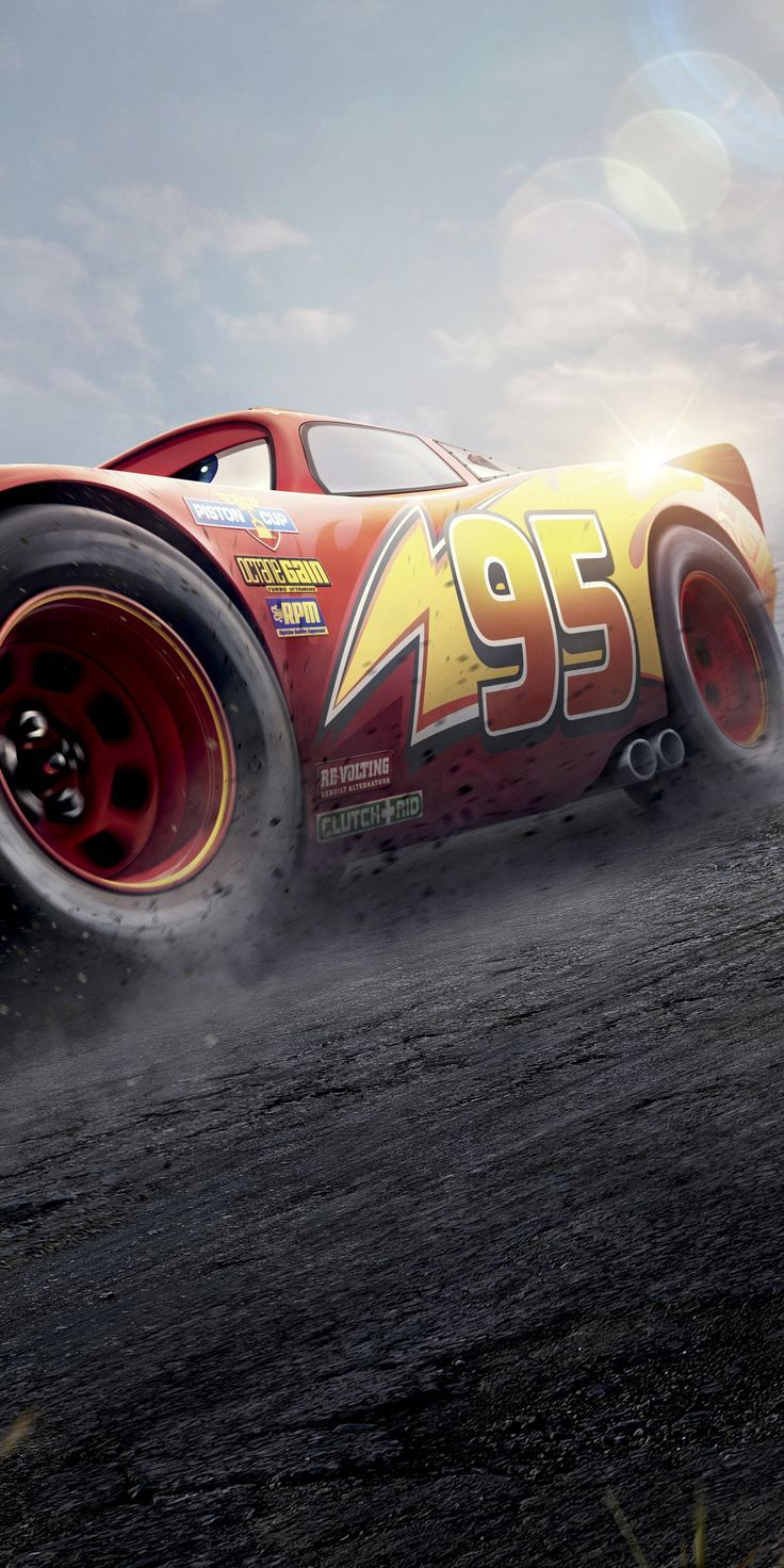 Mind Blowing Wallpaper Cars 3 Red Lightning Mcqueen 2017 Movie