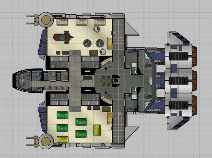 Star Wars Ship Floor Plans Part - 43: Star Saber