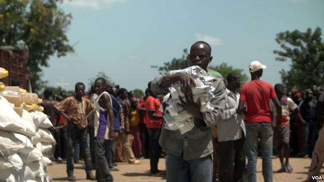 UN: Renewed Violence Puts CAR Peace Process on Life Support