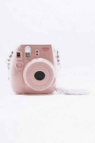 Fujifilm Instax Mini 8 Pink Camera Bundle